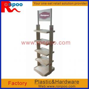 China Wooden Cosmetic Display Stand,Custom Wooden Crate Displays,Wooden Wine Racks,wood display on sale