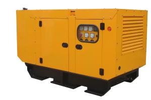 China 100KW Silent Diesel Generator With Ricardo Engine R6105IZLD on sale