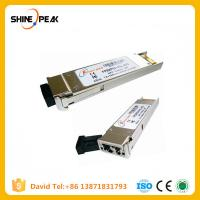 Single Core Fiber Transceiver Module Cisco 1.25g Bidi 1550nm 120km