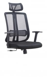 China Contemporary Economical Office Chairs With Wheels Mesh Back Puncture Proof on sale