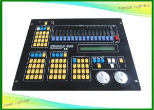 China Programmable Master Dimmer DMX Lighting Controller , Dj Stage Light Controller on sale