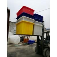 heavy duty Large INDUSTRIAL POLY-BOX TRUCKS 1200*800*800 mm for tree planter and textiles industrial