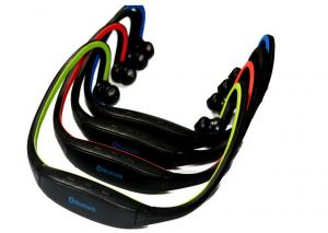 China Neckband stereo sports bluetooth headphone made in China on sale