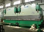Freio em tandem automático da imprensa do CNC que dobra a grande capacidade 6500KN