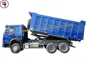 China Cnhtc HOWO Euro2 Heavy Duty Dump Truck 6*4 Diesel Power 336/371/380/420 HP on sale