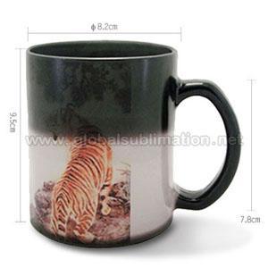 China 11oz  Mug Of Color Changing_Magic Mug_Sublimation Mug_Excellent Gift on sale