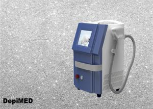 China Diode Laser Hair Removal Machine Permanent , Portable Face Rejuvenation Machine on sale
