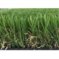 180 s/m Stitch Landscaping Fake Grass Carpet Outdoor SGS Labsport Certification