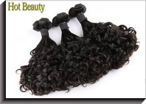 China Grade 7A Funmi Human Hair Soft And Silky New Funmi Curl Human Hair Extensions 10-28 on sale