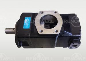 China T6EDM Mobile Compact Hydraulic Pump , Small Vane Pump For Plastic Machinery on sale