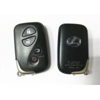 Lexus Smart - Intelligent Key shell 4 Button Car Remote Key HYQ14ACX 3+1 B black