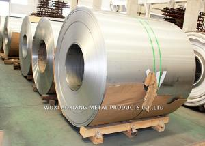 China AISI 304L 316L 310S Stainless Steel Coil No.1 Finish PVC Surface Protection on sale