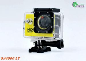 China 2.0 Inch LCD SJ4000 Wifi Action Camera Underwater 1080p For Bicycle Helmet Sports DV on sale