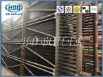 SA210A1 Steel Boiler Economizer Heat Exchange Part ISO9001 Certification