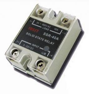 one phase single solid state relay ac 10a 25a 30a 40a 50a 60a 80a rh asumy huang sell everychina com Relay Manufacturers solid state relay for sale philippines