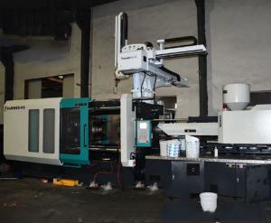 China Professional Plastic Injection Molding Machine For Transparent Plastic Shoe Storage Box on sale