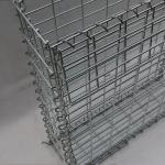 Galvanized Powder Coated Welded Mesh Gabion Baskets