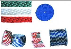 China Polyester Solid Braided /8mm polyester Solid braided rope/Solid braided rope polyester hot selling on sale