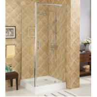 Hinge tempered glass shower doors,unique hinge shower door,tempered shower enclosure
