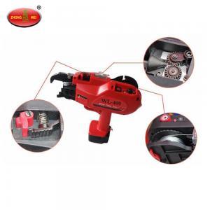 China WL 400 Portable Steel Automatic Rebar Tying Machine on sale