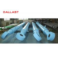 High Pressure Double Acting Hydraulic Cylinder for Industry Truck / Crane / Dumper