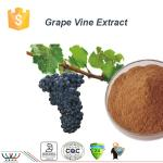 Grape Vine Knotweed Extract Resveratrol Water Soluble 5% Viniferin Anti Aging