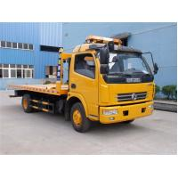 Dongfeng Special Purpose Trucks Light Road Flatbed Wrecker Tow Truck