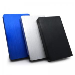 China 2017 New Arrive Aluminum Alloy 2.5 Inch Usb 3.0 To Sata External Hdd Enclosure 2tb Hard Drive Case on sale