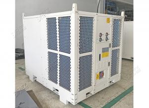 China Copeland Compressor 72.5kw Outside Tent Air Cooler / Air Conditioner Package Unit 25HP on sale
