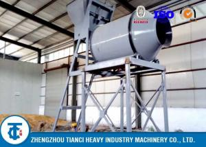 China Semi-automatic BB Fertilizer Production Line In Fertilizer Making Plant on sale
