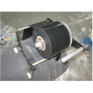 China Hand held Manual Pipe Wrapping Machine with 6 - 12 Pipeline Tape Roll on sale
