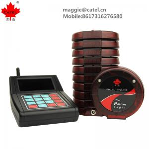 China restaurant coaster pagers / coaster pager / guest pager / waiter pager / paging system on sale
