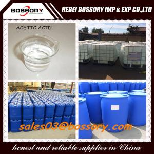 China Industrial Using Dyeing Acid Acetic Acid for any purity on sale