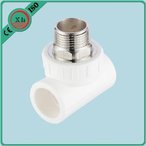 China OEM / ODM PPR Female Threaded Tee Polypropylene Thread Ppr Male Tee on sale