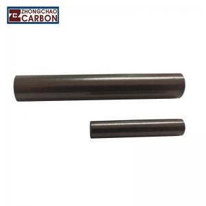 China Mechanical Engineering Carbon Graphite Rod High Density High Thermal Stability on sale