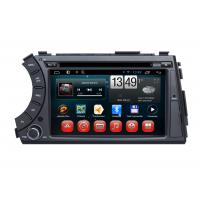 China Ssangyong Kyron Actyon GPS Car Multimedia Navigation System Android 3G WIFI SWC BT on sale