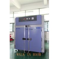 Hot Cold Test Programmable Walk In Environmental Test Chambers For Airplane / Aircraft