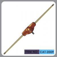 China Custom Car Windshield Antenna , Car Electric Aerial Transparent Mast on sale