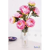 China Artificial Flower Peony Bouquet CJH-A1033 on sale