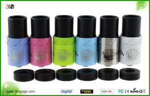 China Mini Rebuildable RDA Atomizer Three Staggered Airflow Slot Troll RDA on sale