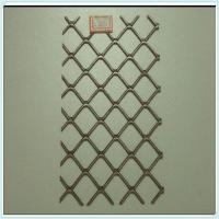 China expanded metal mesh / stretch metal mesh home depot on sale