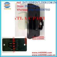 China Heater Blower motor fan Resistor for Mitsubishi Minicab van /New Varica/L100/ Toyota coaster bus ac Rheostat on sale