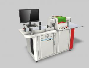 China High Efficiency Billboard / Channel Letter Bending Machine For Advertising Industry on sale