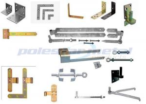 China Custom Different Styles Of Railing And Fencing Hardware And Accessories on sale