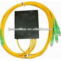 1x4 ABS box optic fiber plc splitter with good price