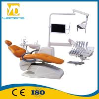 2016 Hot Selling Dental Chair Supply With Fiber Leather Cushion