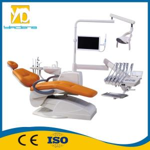China 2016 Hot Selling Dental Chair Supply With Fiber Leather Cushion on sale