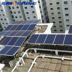 Easy Installation 1kw 1500w off-grid house solar panel power system for home