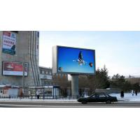 High Definition Outdoor SMD Led Display Wall For Advertising Mobile , Wide Viewing Angel