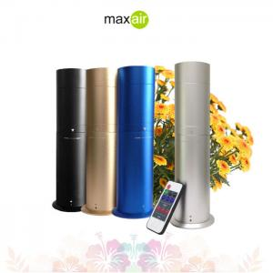 China 12V Remote Control Office Scent Air Machine , Scent Diffuser Machine With Japan Air Pump on sale